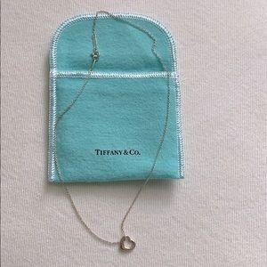 Tiffany&Co. Elsa Peretti Open Heart Pendant